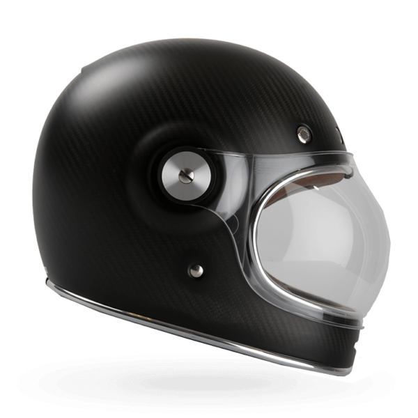 casco integral cafe racer