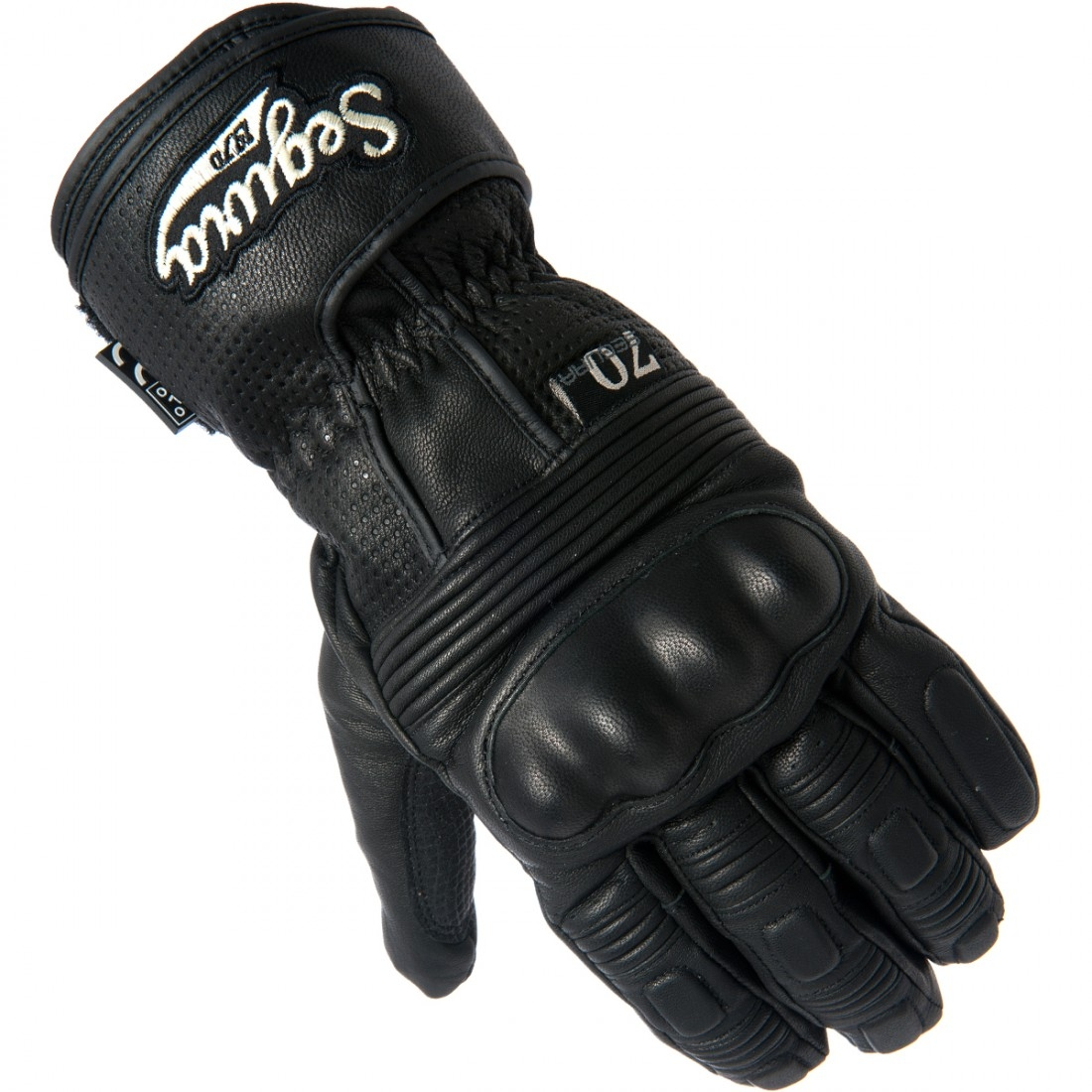 Guantes Moto Piel Marshall Segura Cafe Racer Collection