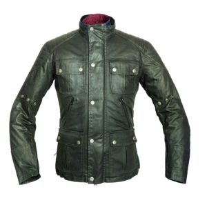 CHAQUETA MOTO LONDON BY CITY
